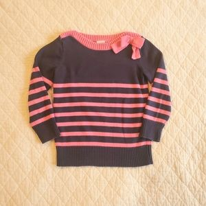 Striped Gymboree Sweater